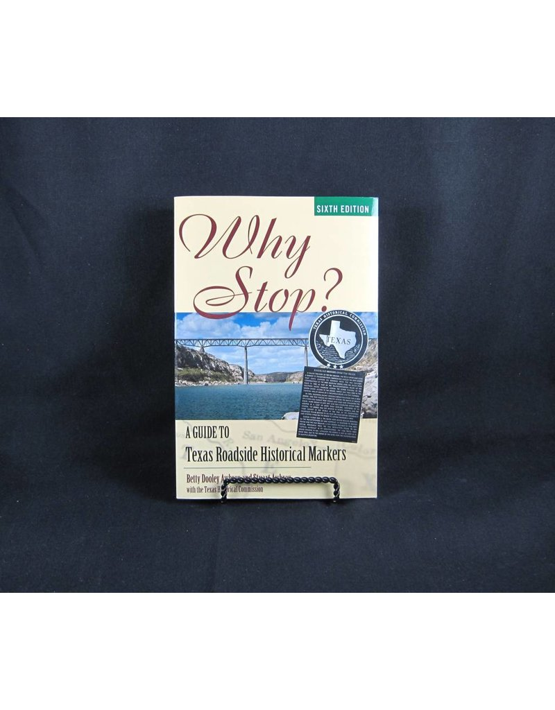 "Book: ""Why Stop?"""