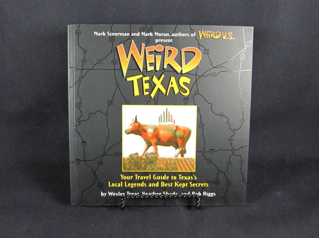 "Book: ""Weird Texas"""