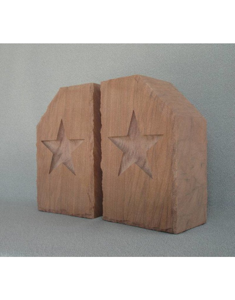 Bookends - Pecos Sand - Star