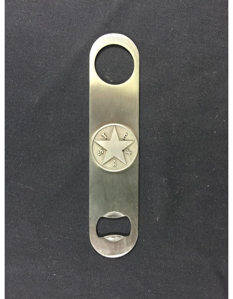 Bottle Opener - Texas Star