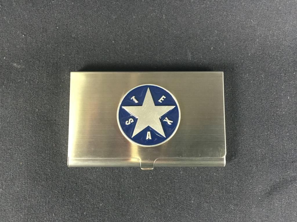 Business Card Case - Texas Star EB
