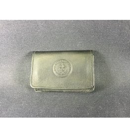 Business Card - ID case - BLK - Texas State Seal