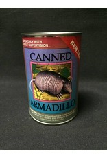 Canned Armadillo