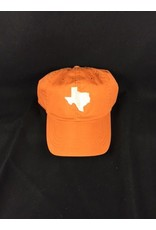 Cap - Orange - Texas Shape