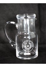"Texas Carafe Set - 8"" - Texas State Seal"