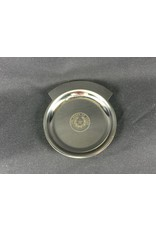 Change Tray - Texas State Seal - Chrome Plated
