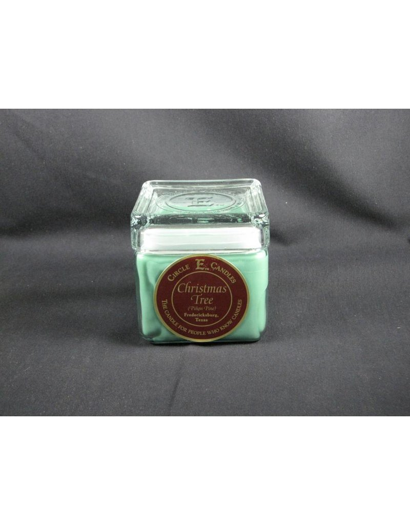 Circle E Candle / Christmas Tree / 28oz