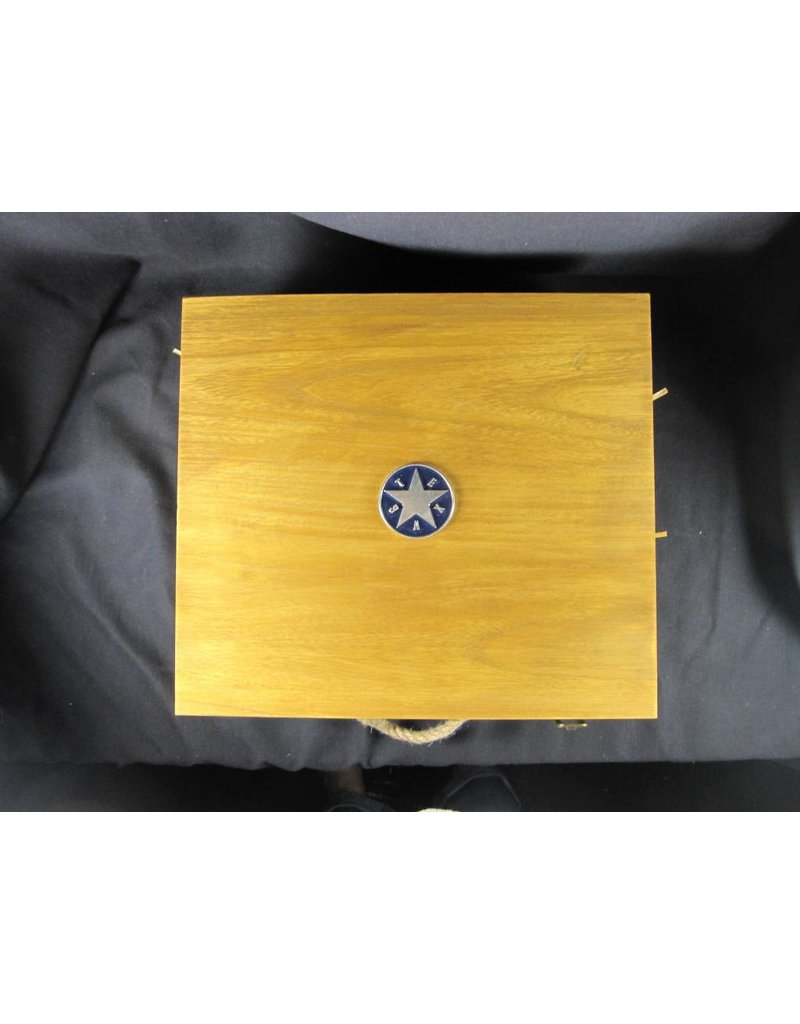 Texas Decanter Box Set -Texas Star EB