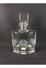 Texas Decanter - Texas State Seal - Square Whitney