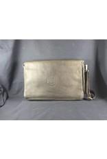 Expandable Messenger Bag - Texas State Seal