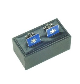 Cuff Links - First Flag