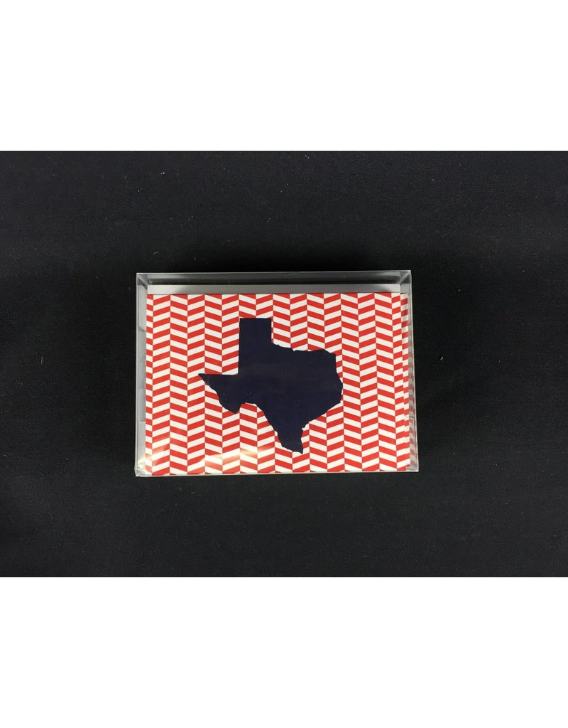 Fold Over Cards - Texas