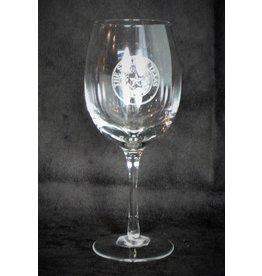 16 oz Wine Goblet - Manhattan  - Texas State Seal