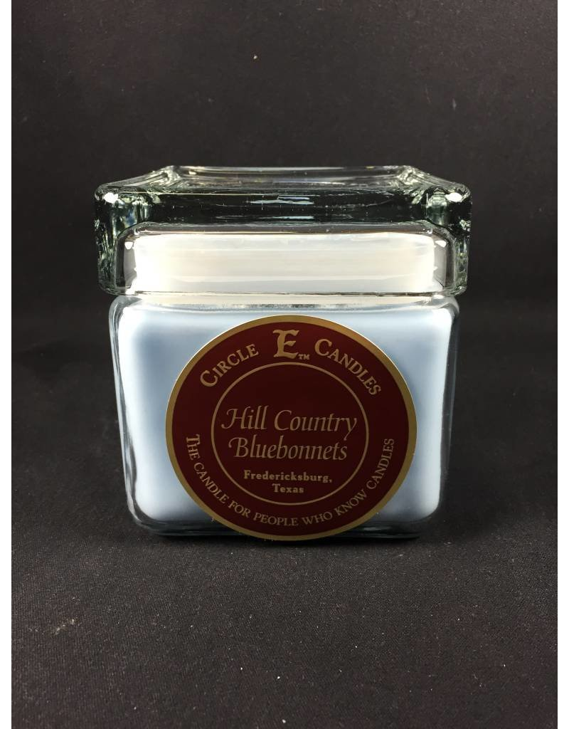Circle E Candle - Hill Country Bluebonnets - 28oz
