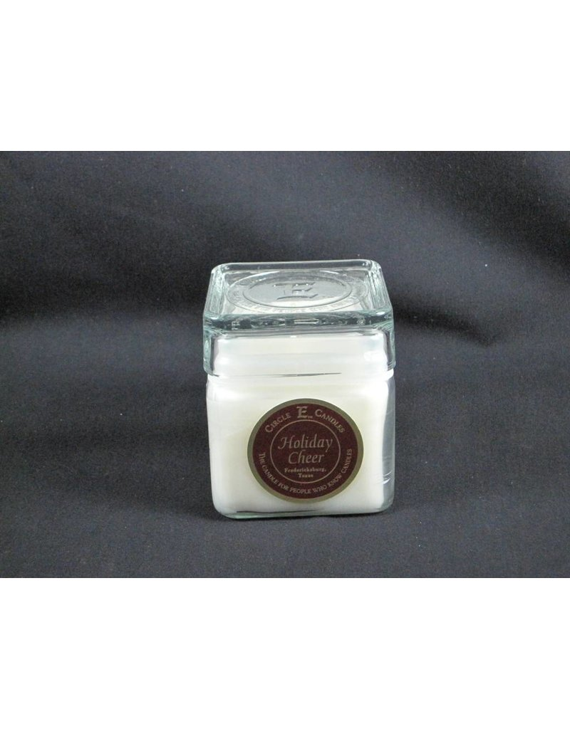 Circle E Candle / Holiday Cheer / 12oz
