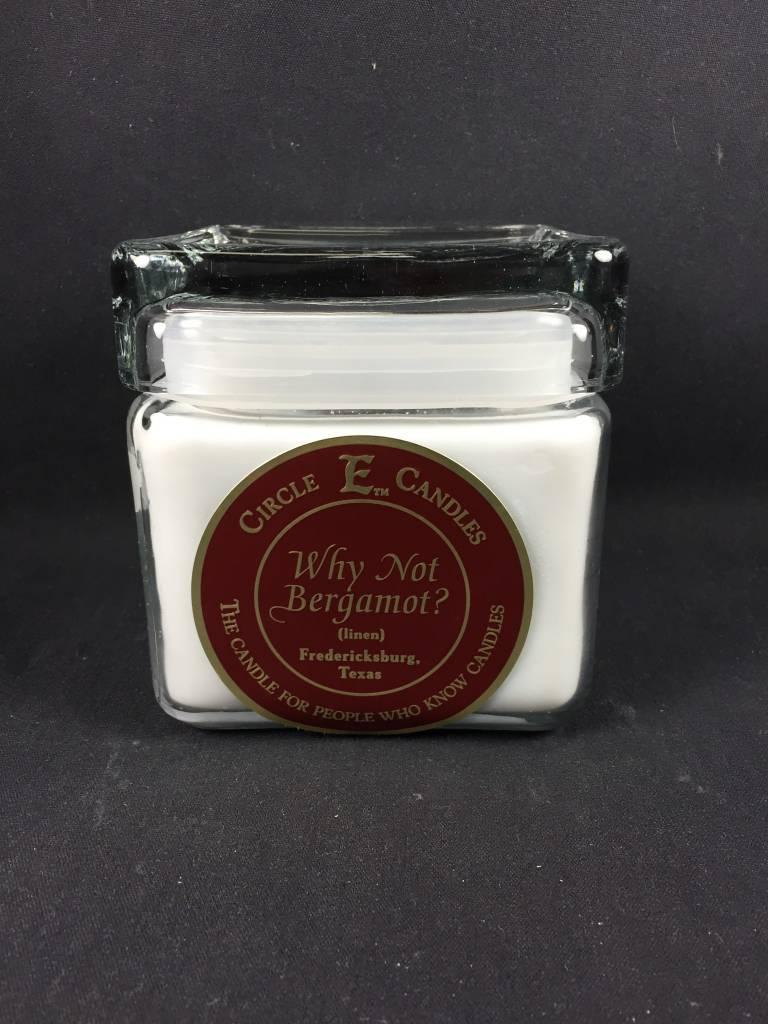Circle E Candle - Linen - 28 oz