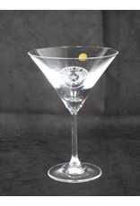 Martini Glass - Single - Texas State Seal