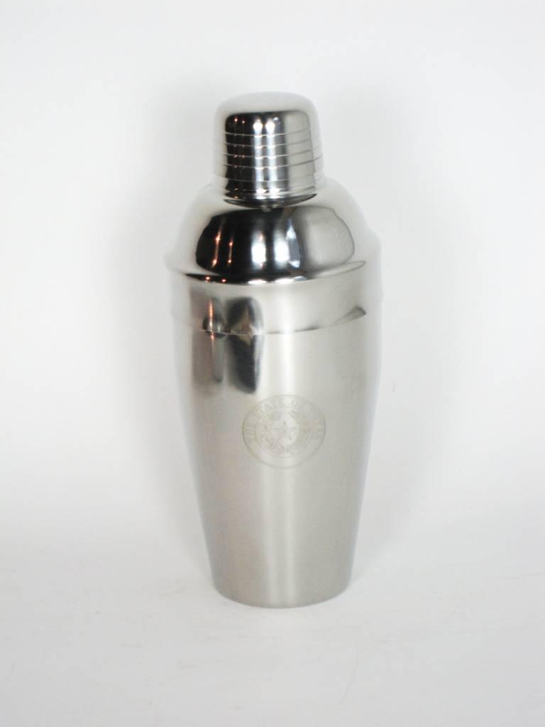 Martini Shaker - Texas State Seal