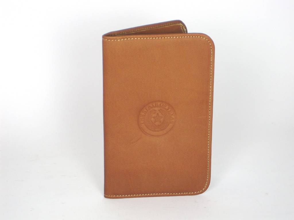 Mini Notepad Holder - SDL - Texas State Seal