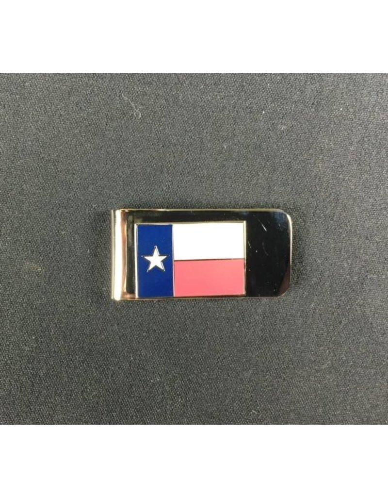 Money Clip - Texas Flag
