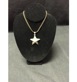 Necklace - 3D Star LRG