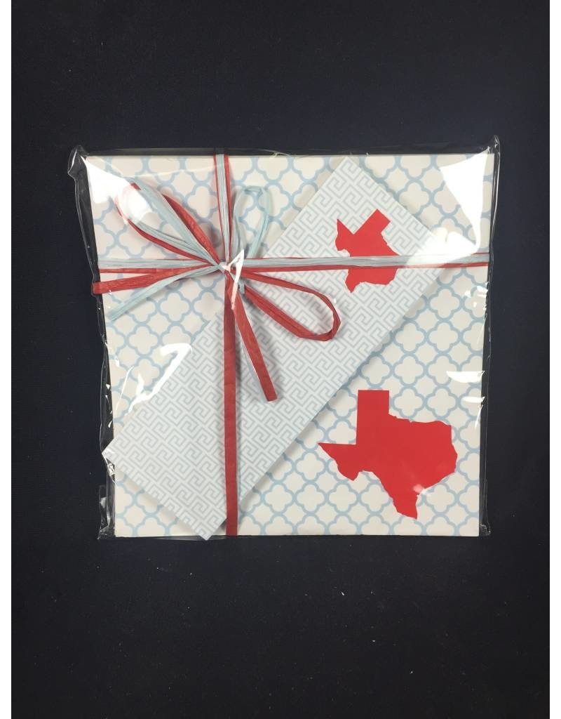 Notepad Set - Texas