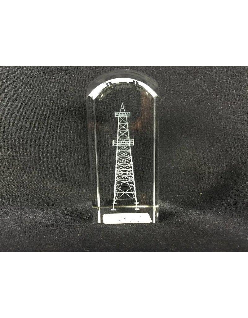 Crystal - Oil Derrick