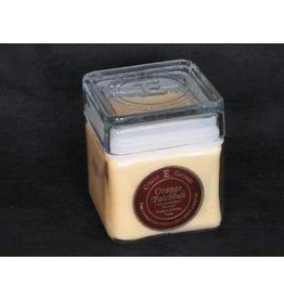 Circle E Candle - Orange Patchouli - 12 oz