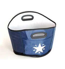 Party Cooler - Navy - Texas Star
