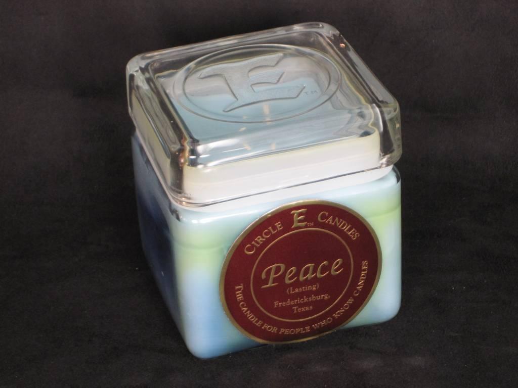 Circle E Candle - Peace - 28 oz