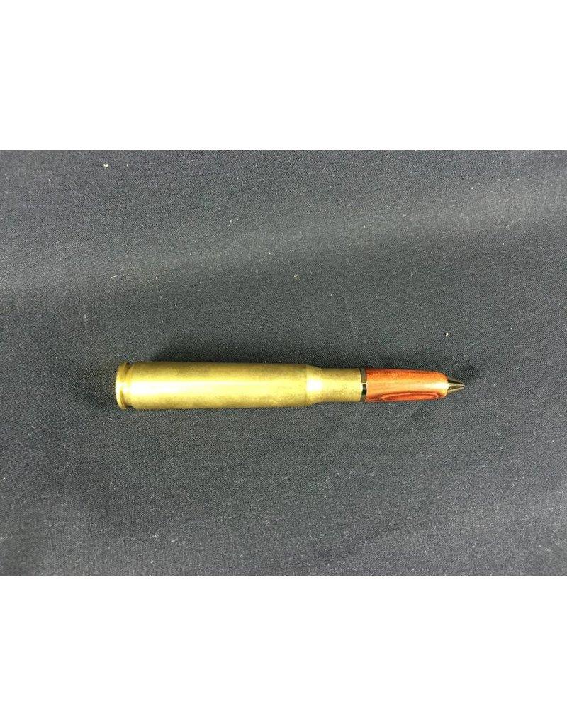 Pen - .50 Caliber bullet twist