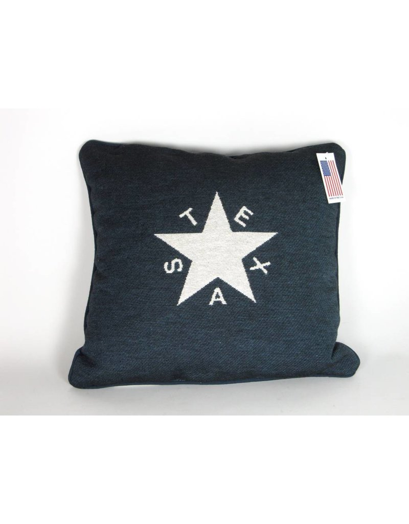 Texas Pillow - First Republic of Texas