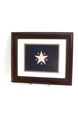 Print - First Flag of the Republic - Mahogany