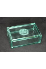 Rectangle Box - Jade Glass - 4x6