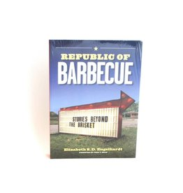 "Book: ""Republic of Barbecue"""
