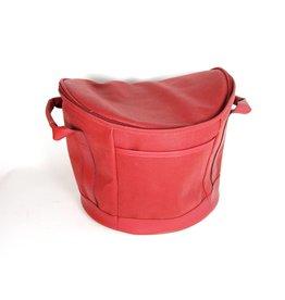 Round Cooler - Red