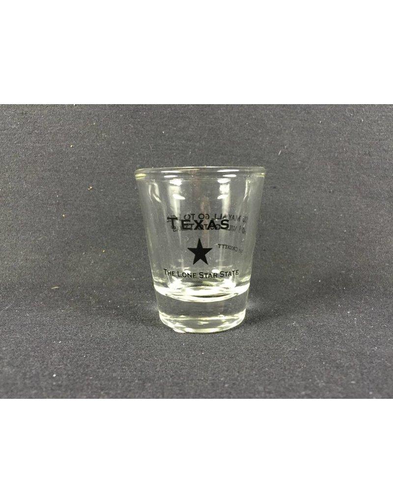 Shot Glass - Davy