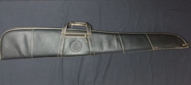 Shotgun Rifle Case - Antelope BRN - Texas State Seal