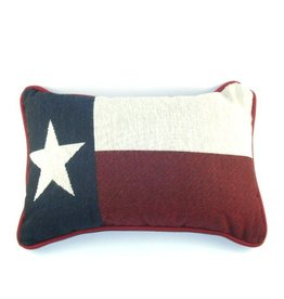 Texas Pillow - Small Texas Flag