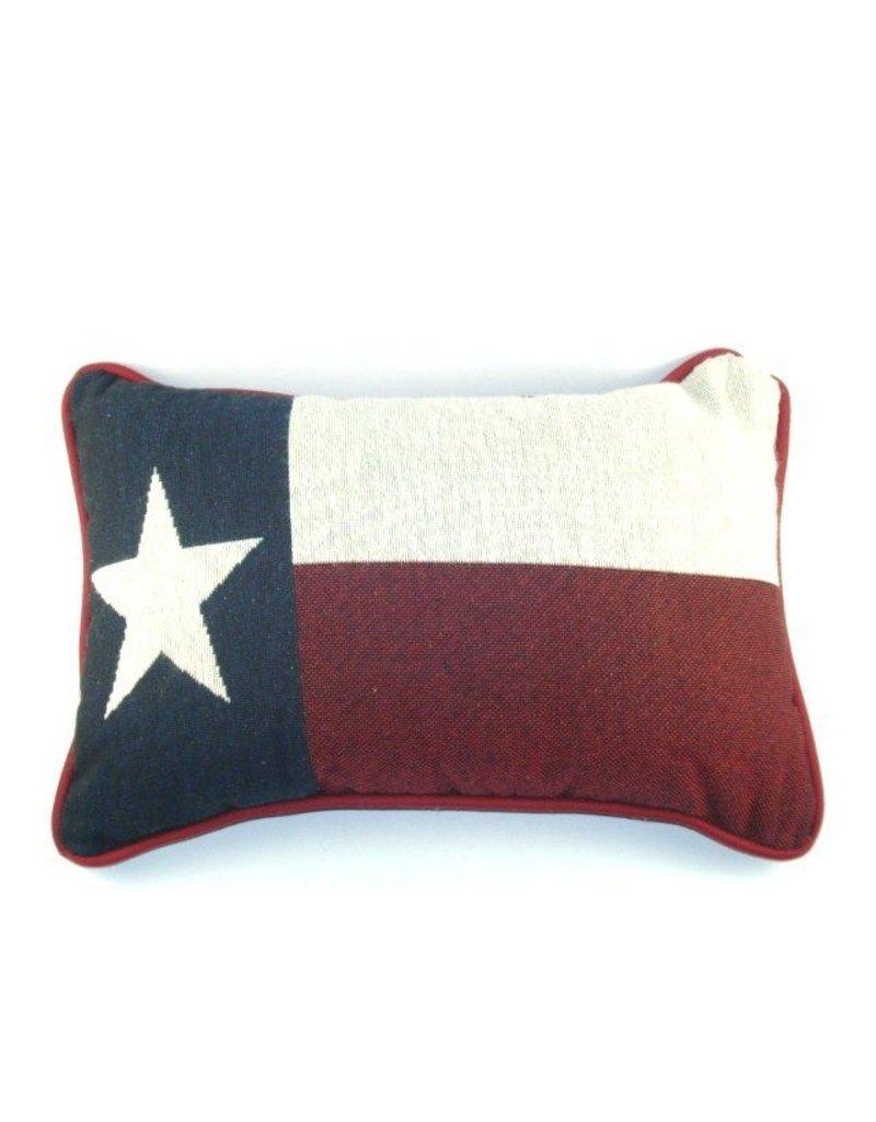Texas Pillow - Small Texas Flag