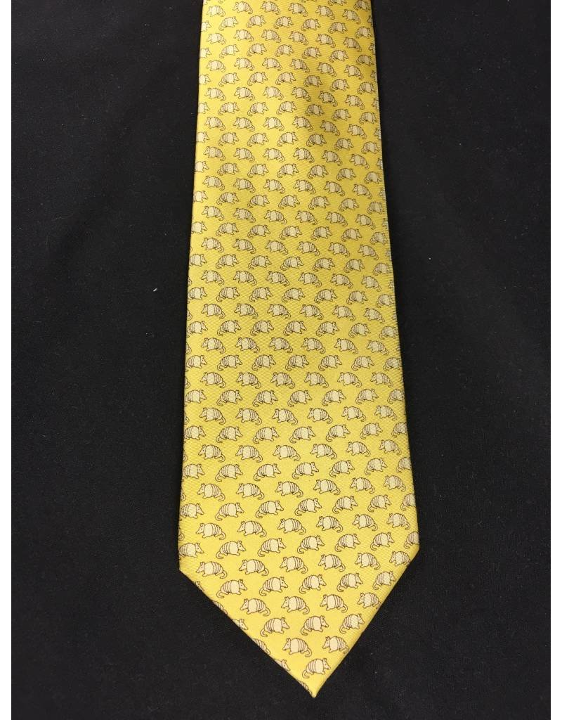 Tie - Dillo in Yellow