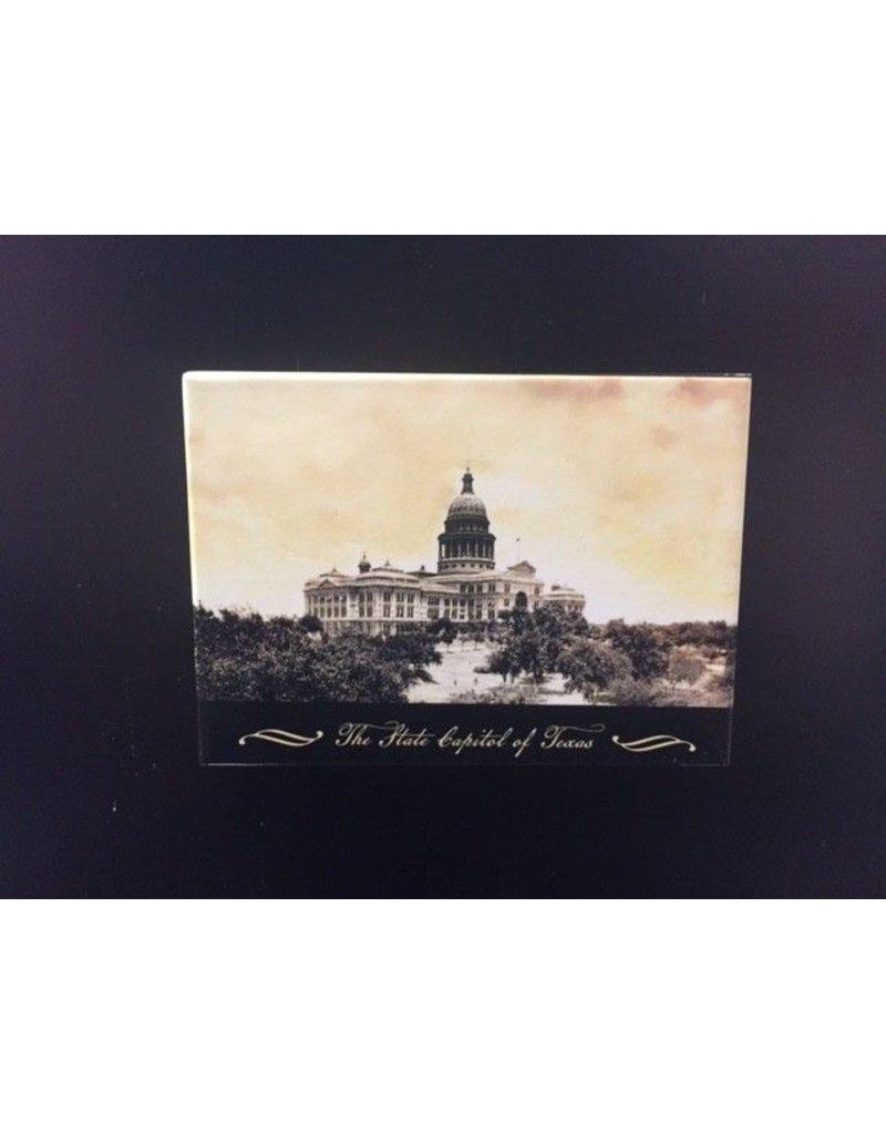 Magnet - Texas Capitol