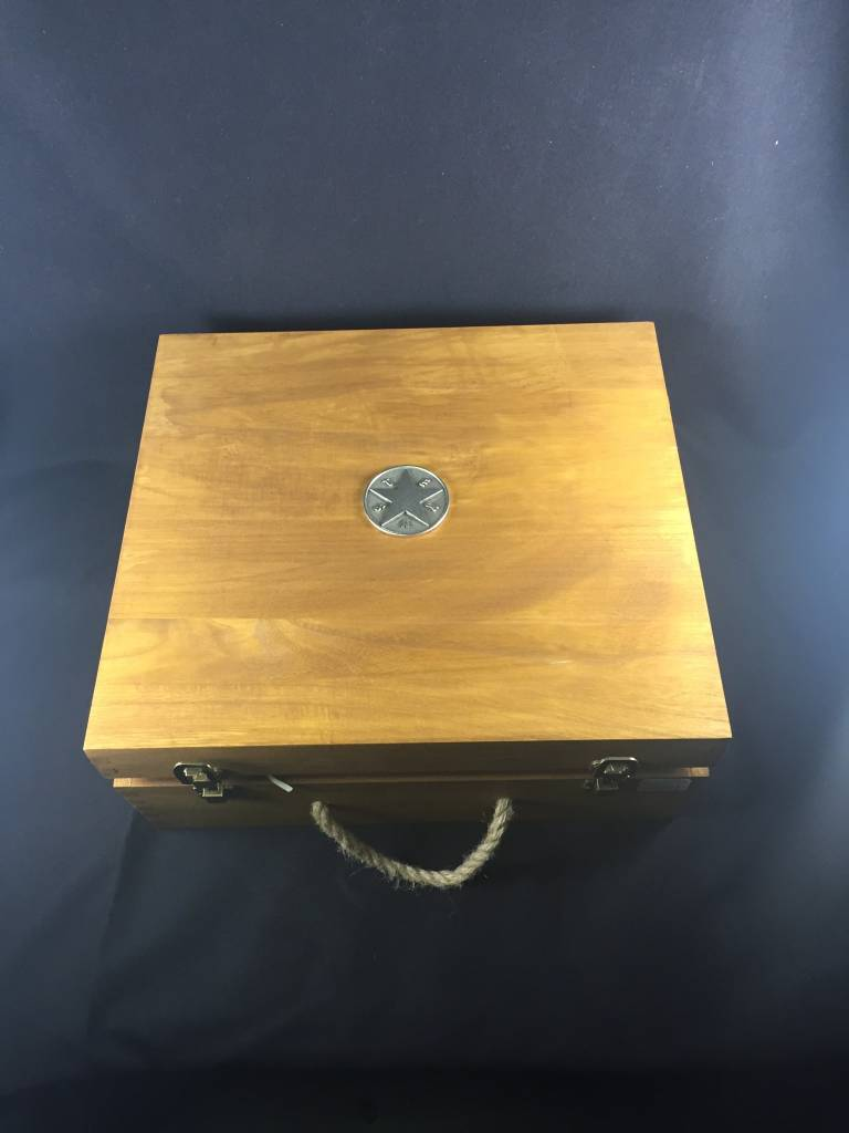 Wine Box Set - Texas Star