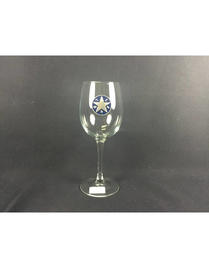 Wine Goblet - Texas Star EB