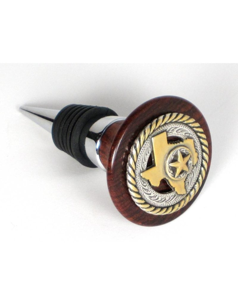 Wine Stopper - Texas