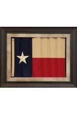 Art/ Wavy Texas Flag - Large