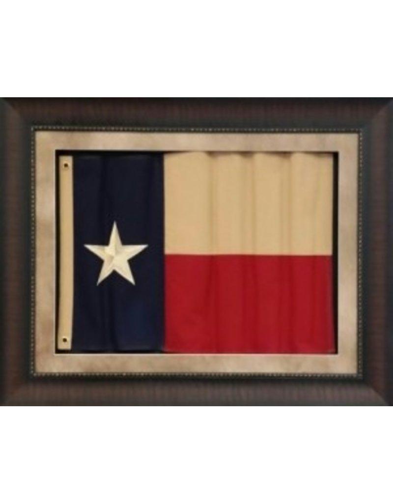 Art/ Wavy Texas Flag - Large