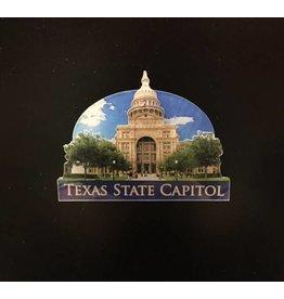 Magnet - Texas Capitol Dual