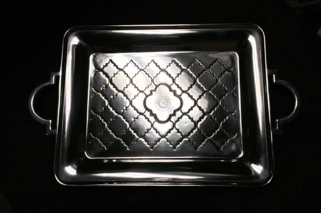 Serving Tray - Texas State Seal - Casablanca Med Serving Tray