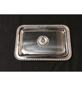 Tray - Texas State Seal - Sm Rectangular Masthead